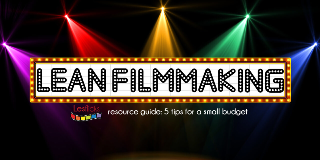5 tips for a small budget