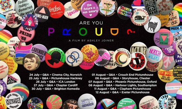 Are You Proud? + Q&A with Director and Cast.