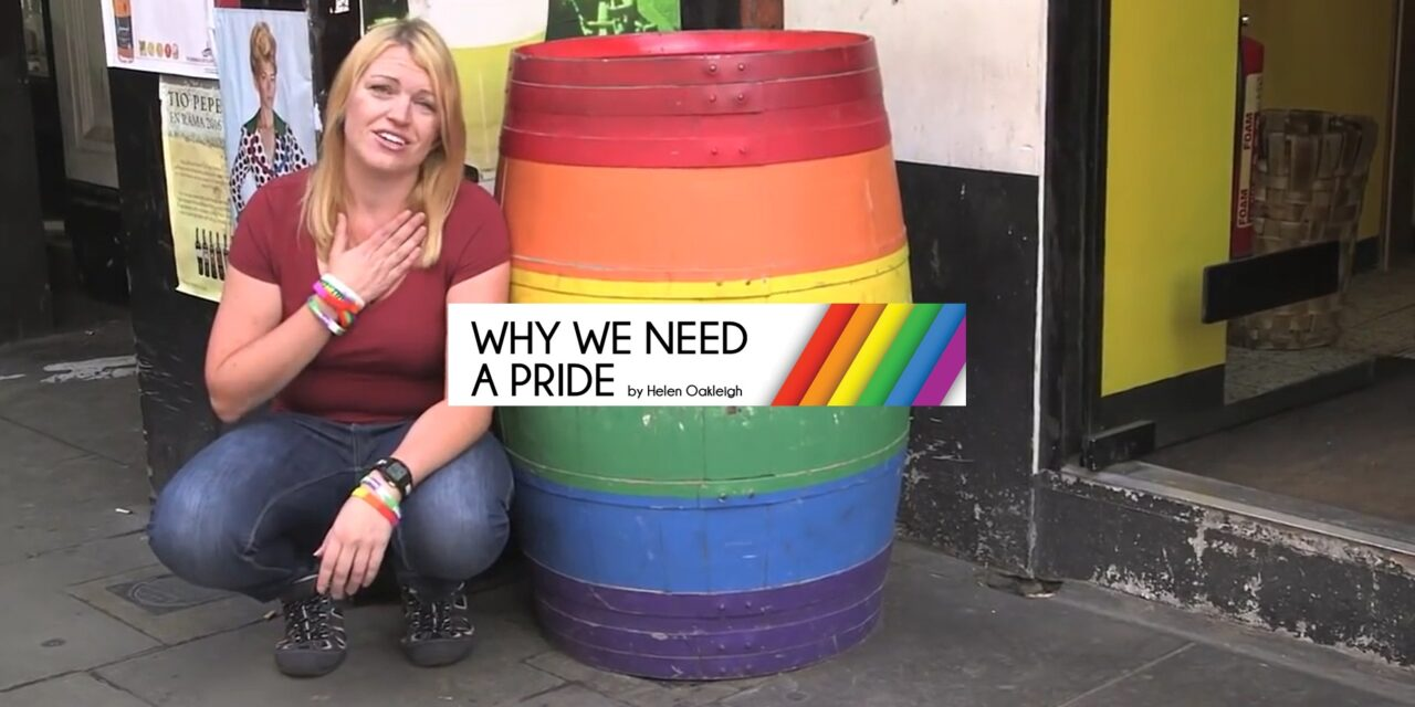 Why We Need a Pride
