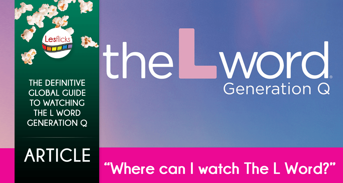 Where can I watch The L Word?