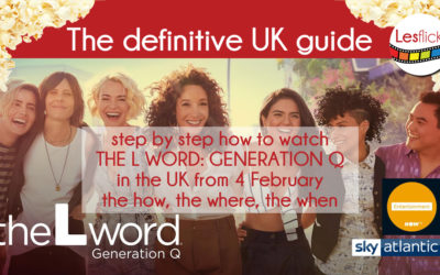 The STEP BY STEP GUIDE TO WATCHING THE  L WORD IN THE UK