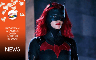 Batwoman is finally coming to the UK on e4!