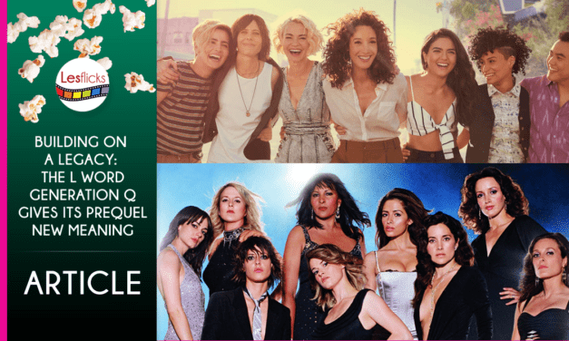 Building on a legacy: The L Word Generation Q gives its prequel new meaning