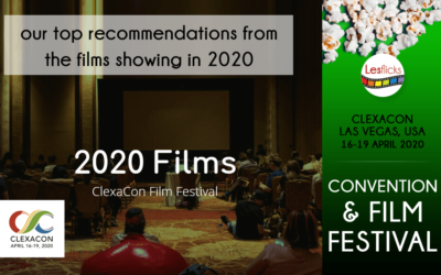Our Recommendations For ClexaCon FIlm Festival 2020