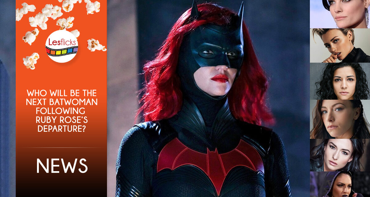 Which Batwoman would you like to see?