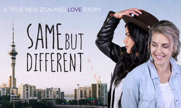 Same But Different: A True New Zealand Love Story