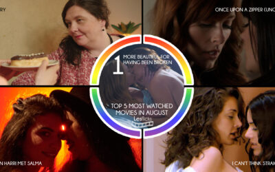 LesFlicks VOD Most Watched – August 2020