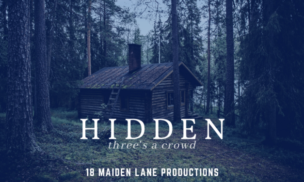 Support Hidden on Kickstarter