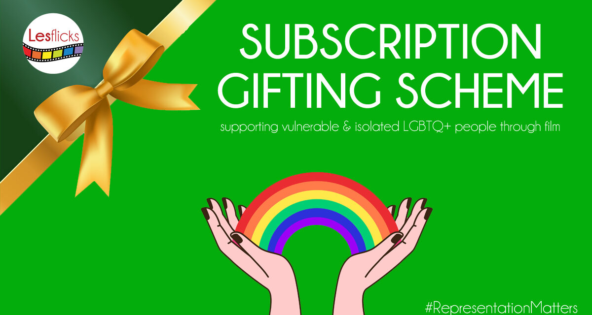 Gift a Subscription to the Lesflicks VOD Platform