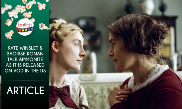 Kate Winslet & Saoirse Ronan talk Ammonite as it is released on VOD in the US