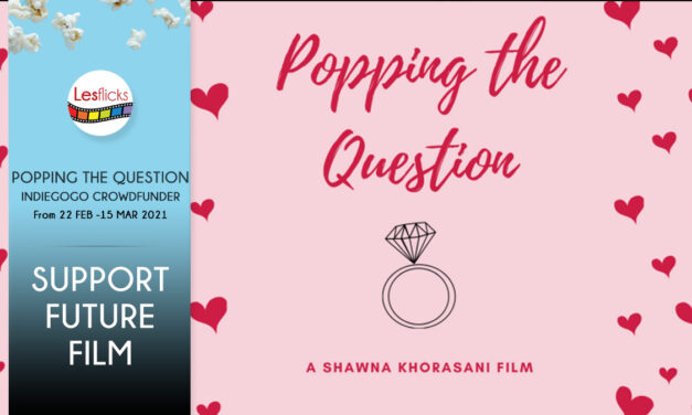 SUPPORT POPPING THE QUESTION ON INDIEGOGO