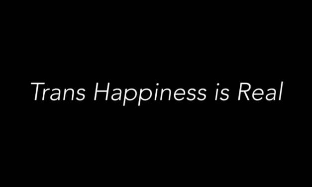 Trans Happiness Is Real